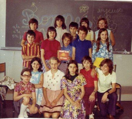 6eme B           1971-1972